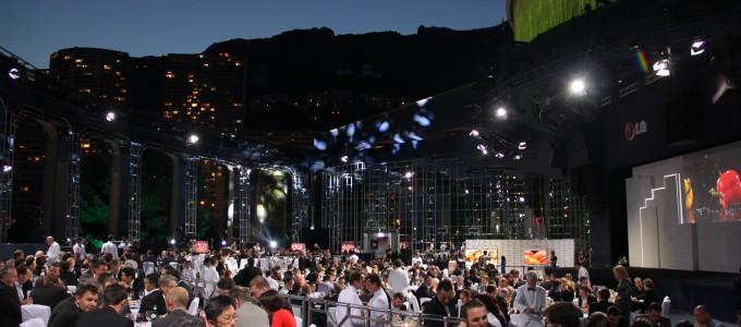 Lancement de la nouvelle télévision LG à Monaco