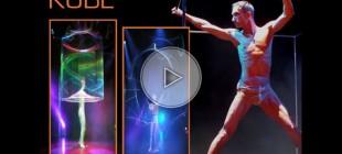 Jonglerie avec cube – The Kube