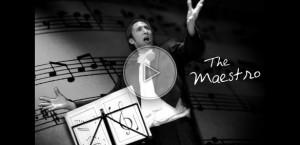 Magicien comique – The Maestro