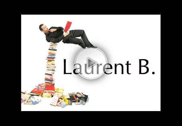 Laurent B. – Magicien