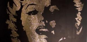 Peintre colle et paillettes – Glitter