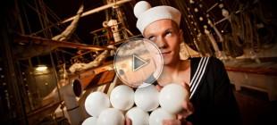 Le jongleur marin