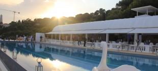 Anniversaire dans un hôtel à Saint-Jean-Cap-Ferrat