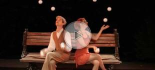 Mika & Karen – Couple de jongleurs