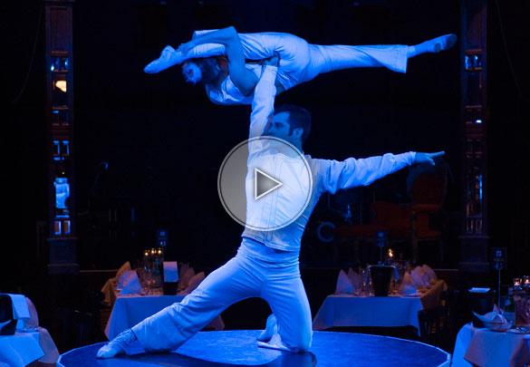 Les portées acrobatiques