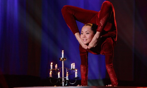 Artistes de cirque Suisse