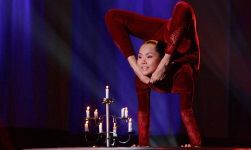 Artistes de cirque Monte-Carlo