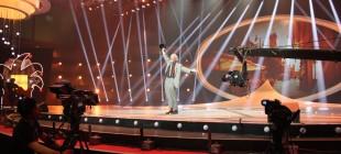 La source des artistes de cirque à la télévision