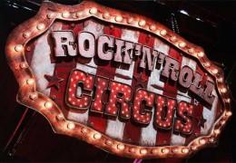 rock'n'roll circus, TF1, Arthur, artistes de cirque, équilibristes, émission cirque TF1, cirque TF1