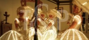 Danseuse LED Côte d'Azur