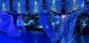 Danseuses lumineuses