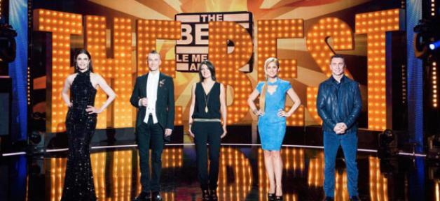 the best TF1, samedi the best, émission THE BEST, The best le meilleur artiste